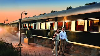 Rovos Rail, the most luxurious train in the world: Pretoria to Cape Town trip report