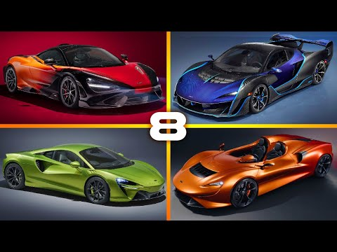 Newest Best McLaren Cars – You Should Buy For 2021