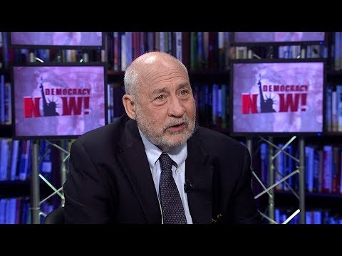 Economist Joseph Stiglitz: Trump's Budget Takes a Sledgehammer to What Remains of the American Dream