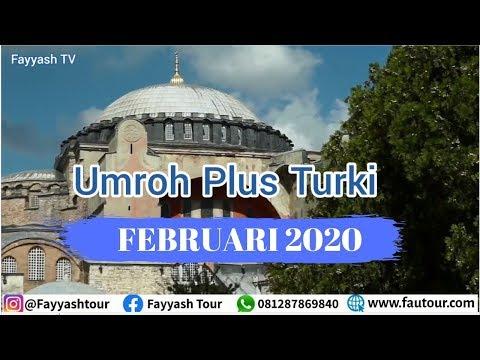 Testimoni Biaya Umroh  2017 Plus Turki Alsha Tour.