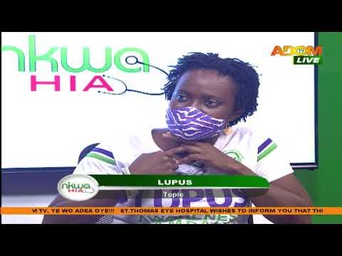 Lupus – Nkwa Hia on Adom TV (16-5-20)