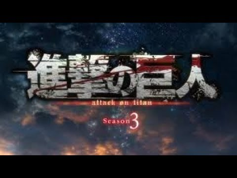 Attack On Titan // Shingeki no Kyojin SEASON 3 EPISODE 1 Smoke Signal SUB