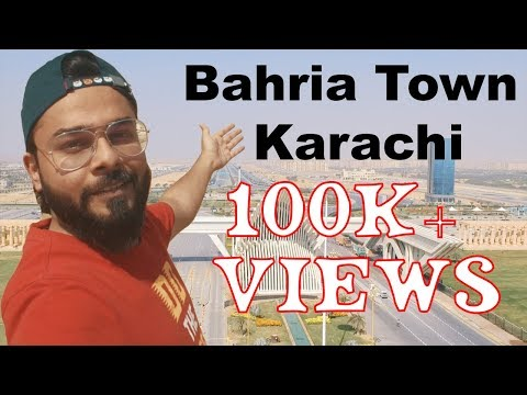 Bahria Town Karachi Detailed Tour - Part 1