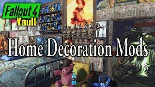 Fallout 4 Home Decoration Mods