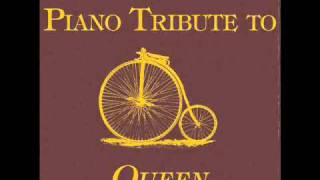 Crazy Little Thing Called Love- Queen piano tribute