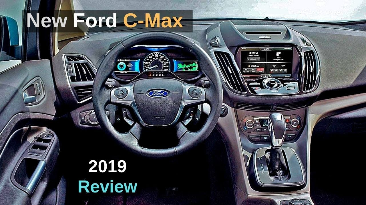 2020 Ford C-Max Images