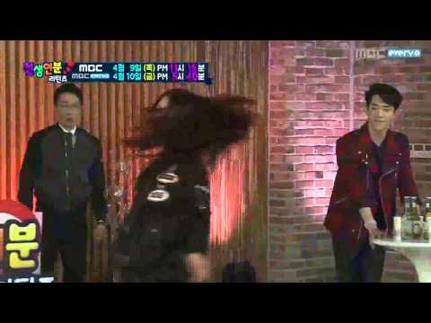 Kyungri dancing in Match Made In Heaven Returns 05