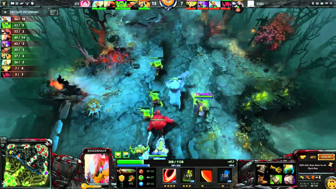 Join Dota League