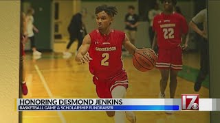 Basketball game honors slain Sanderson High player who was headed to college