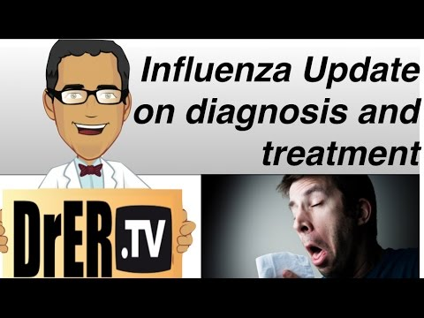 updates on INFLUENZA testing and treatment guidelines – medical minute