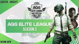 AGS ELITE LEAGUE , SEASON 2 | WEEK 5 DAY 1 | 2M DELAY
