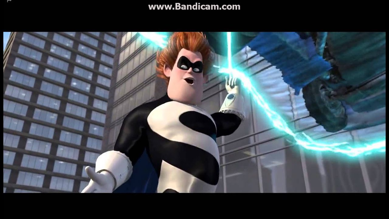 The Incredibles Syndrome S Hero Act Attempt Youtube