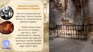ZÜNNUN'U MISRİ'NİN TIMARHANEYE DÜŞMESİ - İbretlik Hikaye