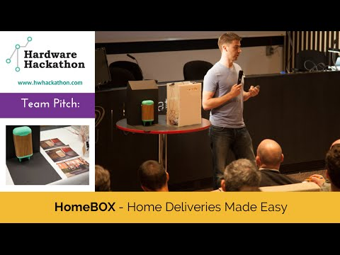 HomeBOX Pitch - Second Prize Winner (Dublin Hardware Hackathon 2014) #HackDublin