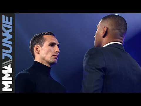 Rory MacDonald predicts fight with Douglas Lima should be done by 3 rounds