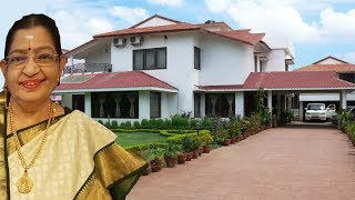 P Susheela Luxury Life | Net Worth | Salary | Cars | House | Family | Business | Biography