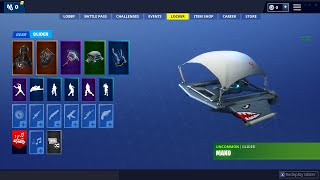 Fortnite Rare Black Knight Account with Mako Glider, Rare Battle Bus Banner and more For Sale!