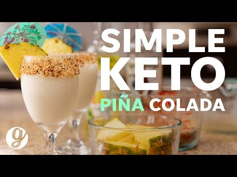 5-Component Pia Colada Pops
