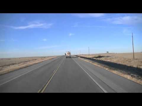 Us 287 North Texas To Colorado