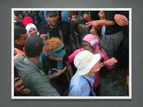 Free Gaza boats demolish Israeli siege