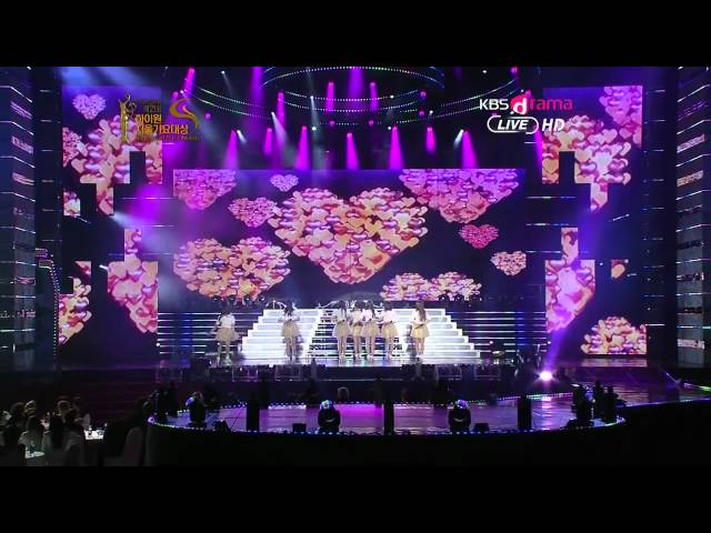 120119 에이핑크 - 몰라요 + My My @ 2012 Seoul Music Awards