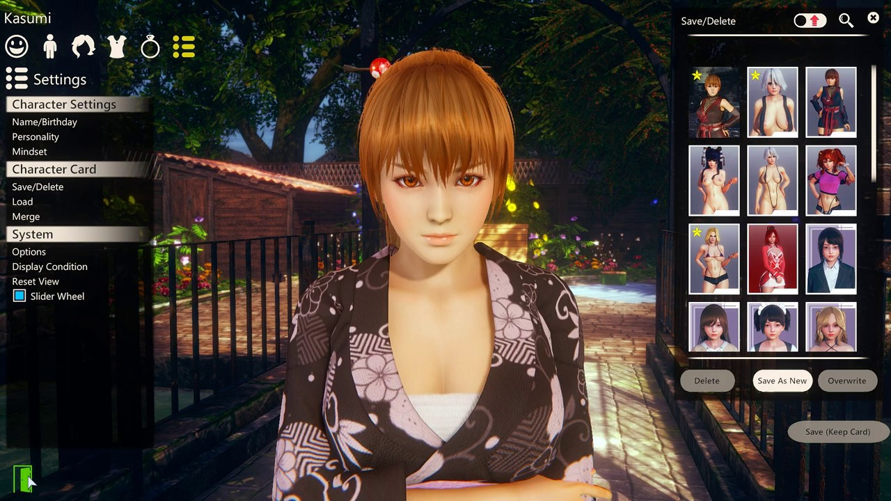 How to play honey select