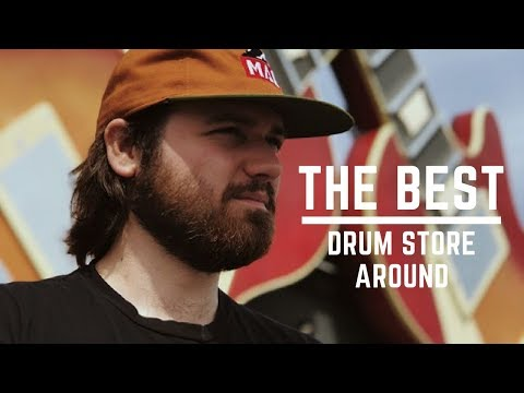 The Best Drum Store Around | Motor City Guitar