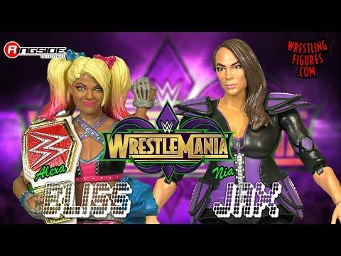 WrestleMania 34 Preview: Alexa Bliss vs Nia Jax - Raw Women's Championship Match thumbnail