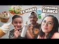24 Horas Comiendo Blanco | Family Juega