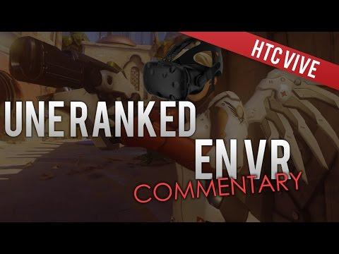 HTC VIVE Overwatch classé en VR