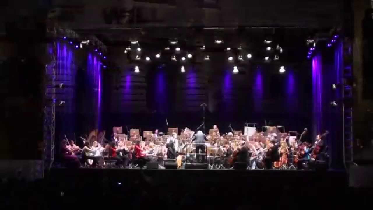Verano Porteño - Astor Piazzolla - Berner Symphonieorchester - Bandoneon: Luciano Jungman