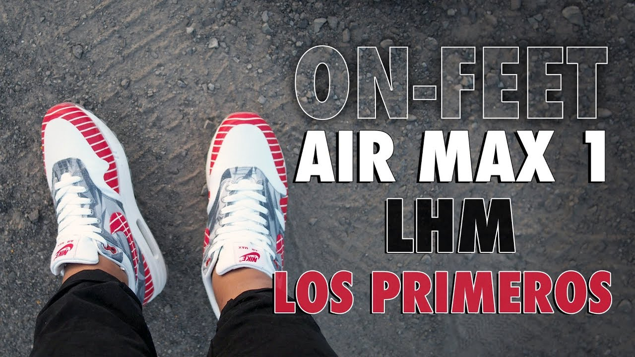 Air Max 1 LHM \
