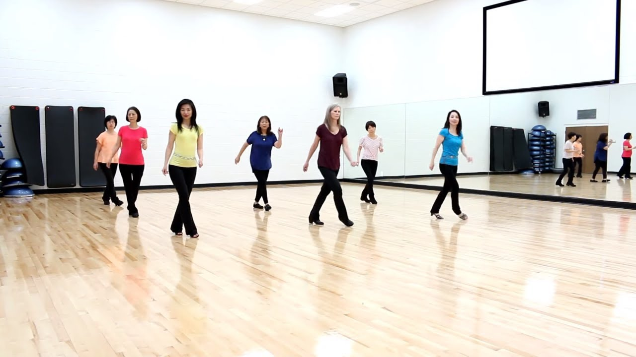 Colorful - Line Dance (Dance & Teach in English & 中文)