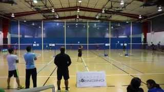 2015 Yonex Greater Austin Badminton Open -  U13 Boys