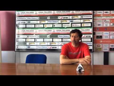 Mister D'Adderio post Tuttocuoio San Marino