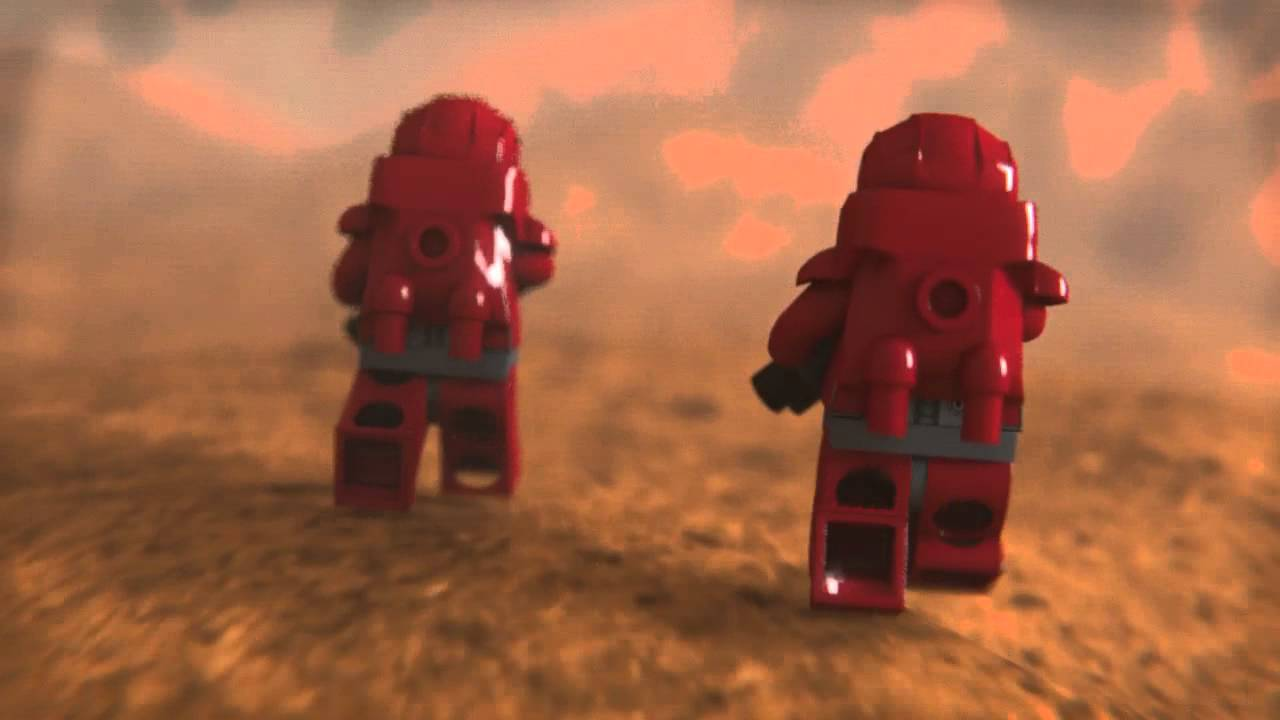 LEGO IDEAS - Product Ideas - Space Troopers!