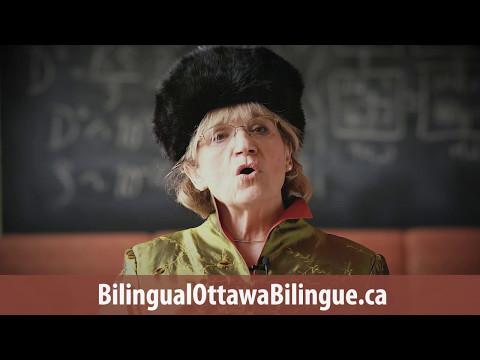 Official Bilingual Capital - Canada