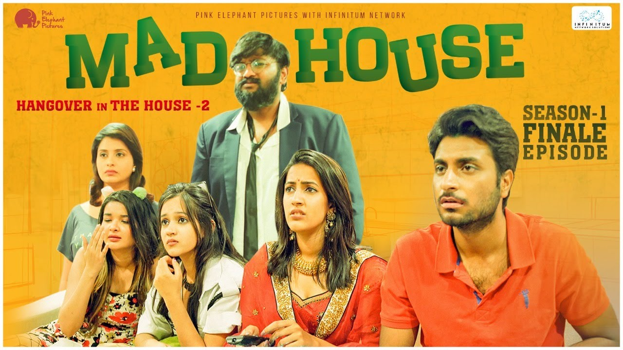 "MadHouse | Sitcom S01E20 - ""Hangover in the House - 2"" 
