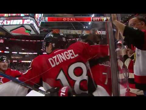 New York Rangers at the Ottawa Senators - April 27, 2017 | Game Highlights | NHL 2016/17