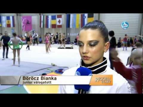 DIGI Sport, Reggeli Start – Ritmikus Gimnasztika