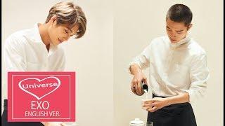 [Lyrics Karaoke] EXO 엑소 'Universe' ENGLISH VERSION by Lin Soo