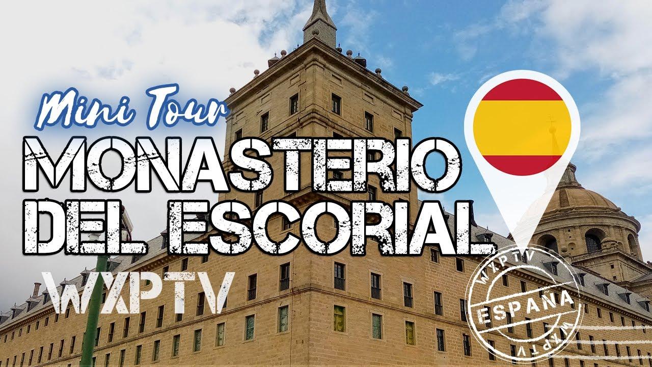 Download Monasterio El Escorial, Madrid, España - WORLD EXPERIENCES