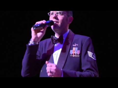 USAF Band of the Pacific-Asia Pacific-Showcase 米空軍太平洋音楽隊アジア パシフィックショーケース Christmas Holiday Concert