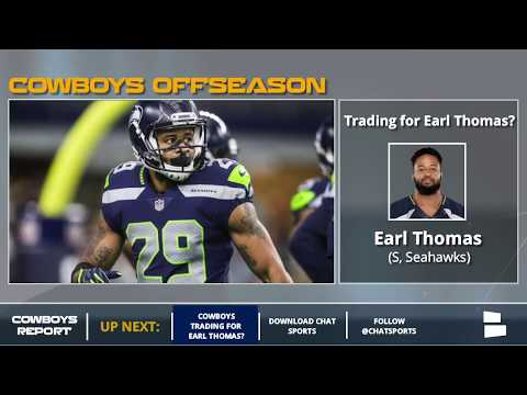 Cowboys Rumors: Latest On Trading For Earl Thomas, Interest In Ndamukong Suh And Tyrann Mathieu