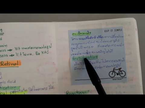 Vitamins & Minerals EP.1 | KruTudToo