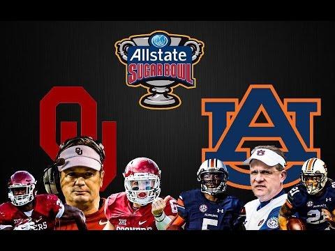 Oklahoma vs. Auburn - 2016 Sugar Bowl Hype Video