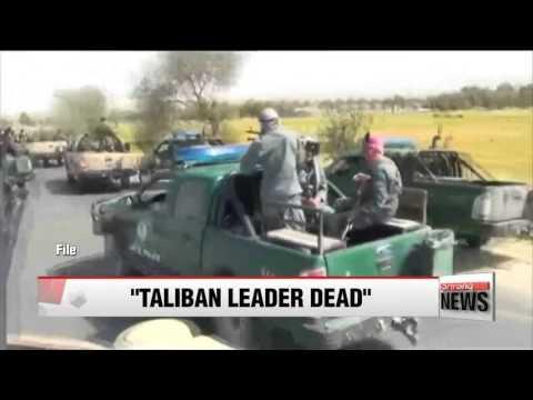 Afghan Taliban leader Mullah Akhtar Mansour dead: Xinhua