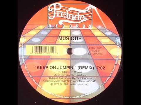 Musique - Keep On Jumpin' (Francois K 12