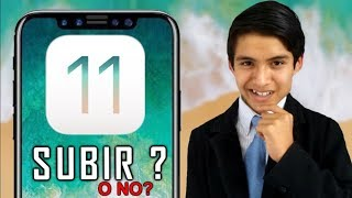 11 RAZONES PARA ACTUALIZAR A iOS 11