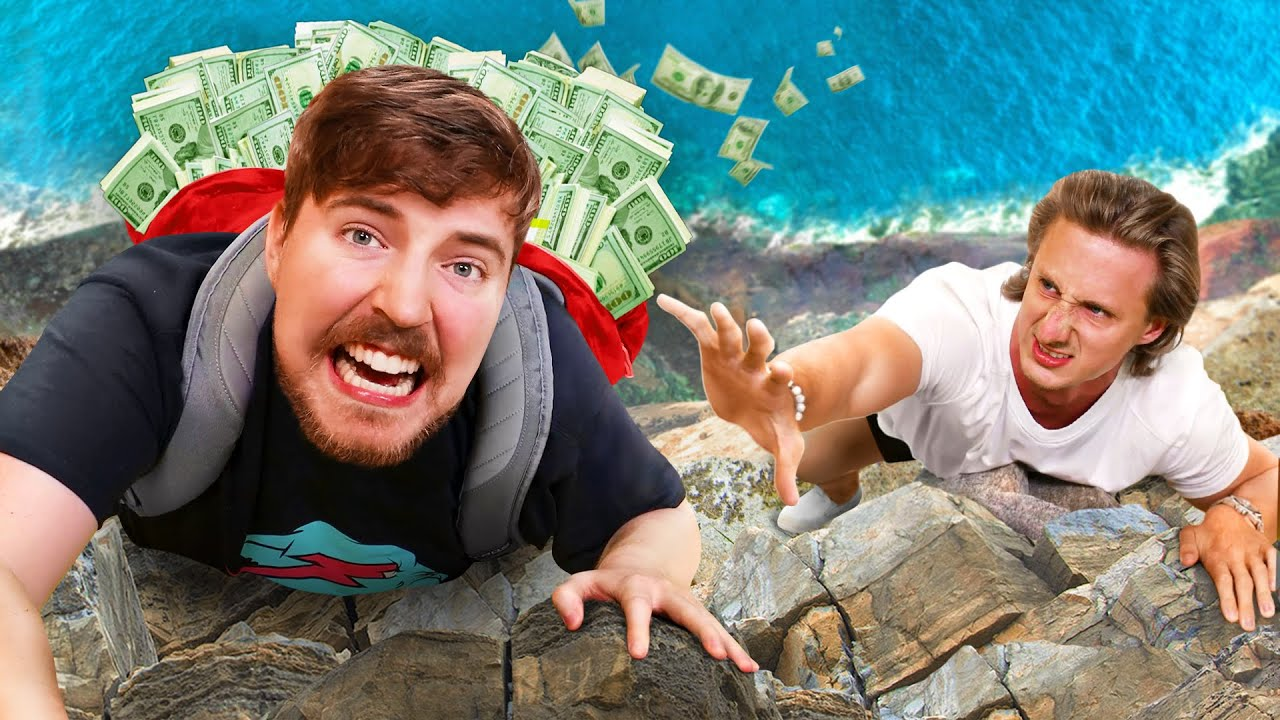 Extreme $500,000 Game Of Tag!